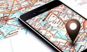 Подключение геолокации на телефон оператора связи