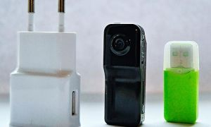 Обзор wi-fi мини камеры i robot