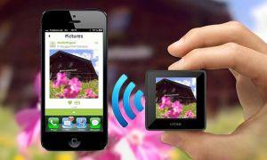 Настройка wi-fi камеры для iphone