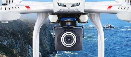 Обзор видеокамеры с wi-fi передатчиком