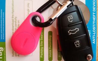 GPS брелок маячок для ключей с сигналом
