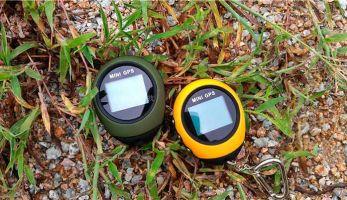 Обзор мини gps навигатора – брелока для туризма