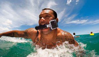 Использование подводной видеокамеры wi-fi