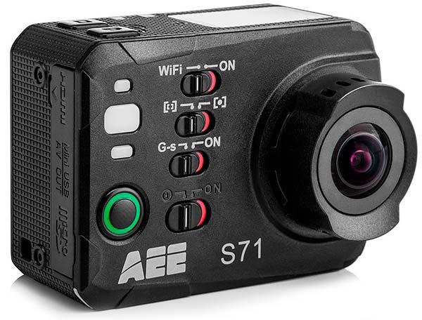 Wi-fi камерf фирмы AEE