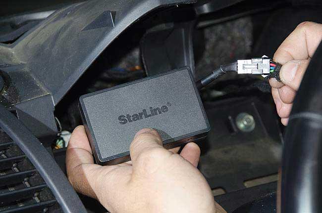 GPS маяк StarLine 15