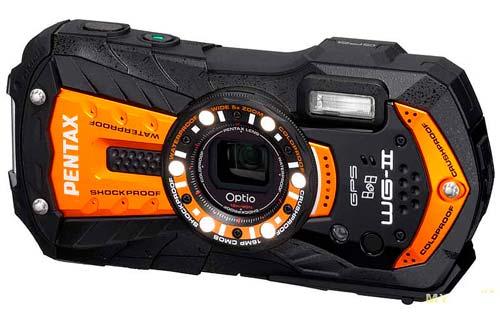 Камера фирмы PENTAX