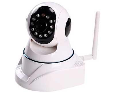 Внутренняя wi-fi камера